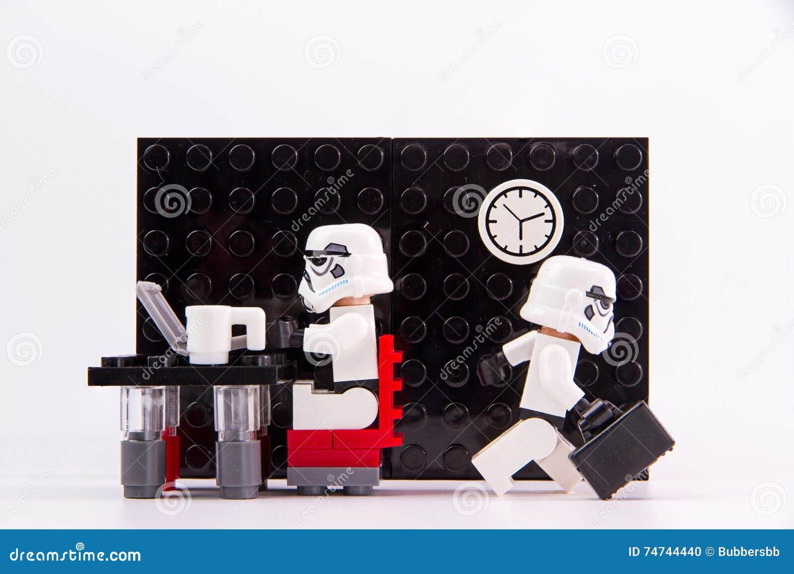 Lego Time Stock Photos