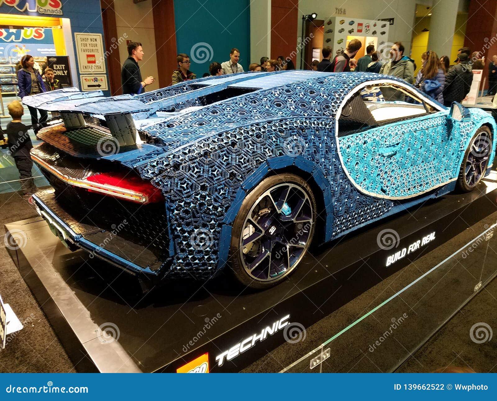 LEGO Technic Bugatti Chiron Editorial Photography - Image of