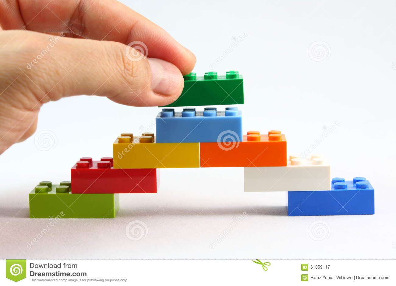 Bricks Game For Kids