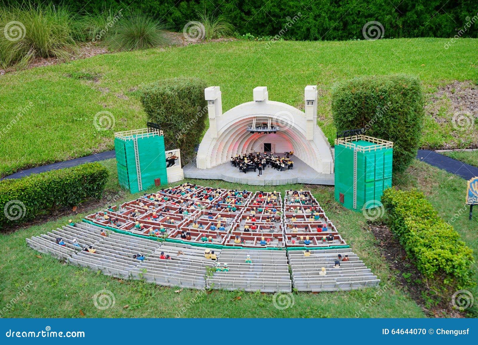 Legoland Florida Miniland USA