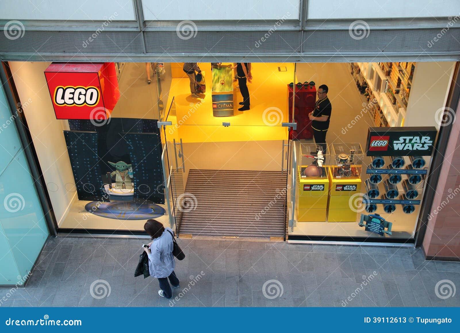 Legoopslag