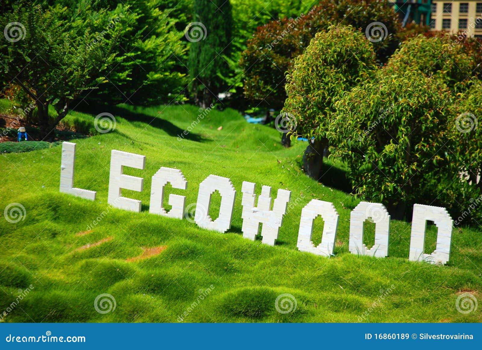Legowood no legoland