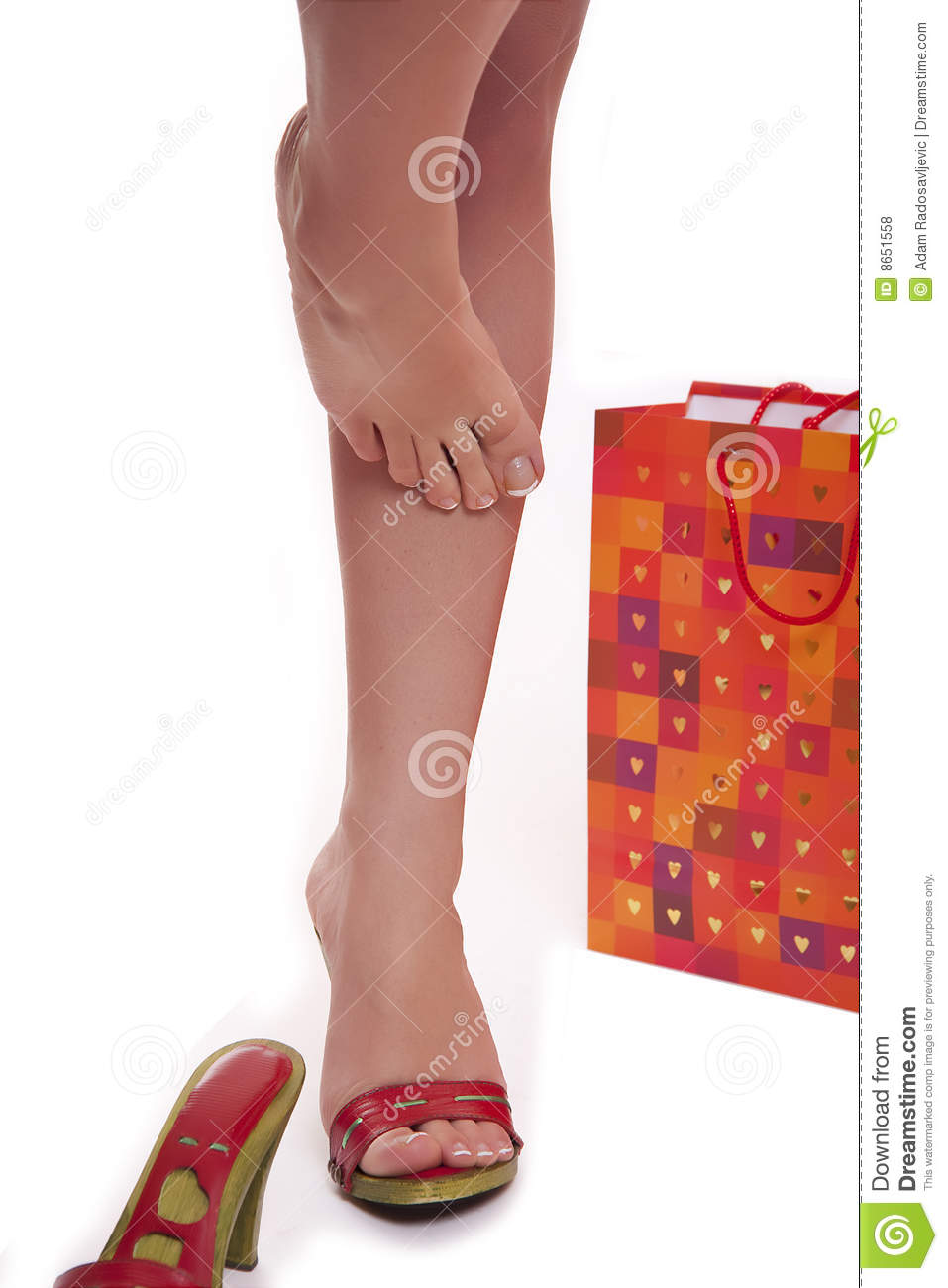 legs and high heel shoes royalty free stock photos image