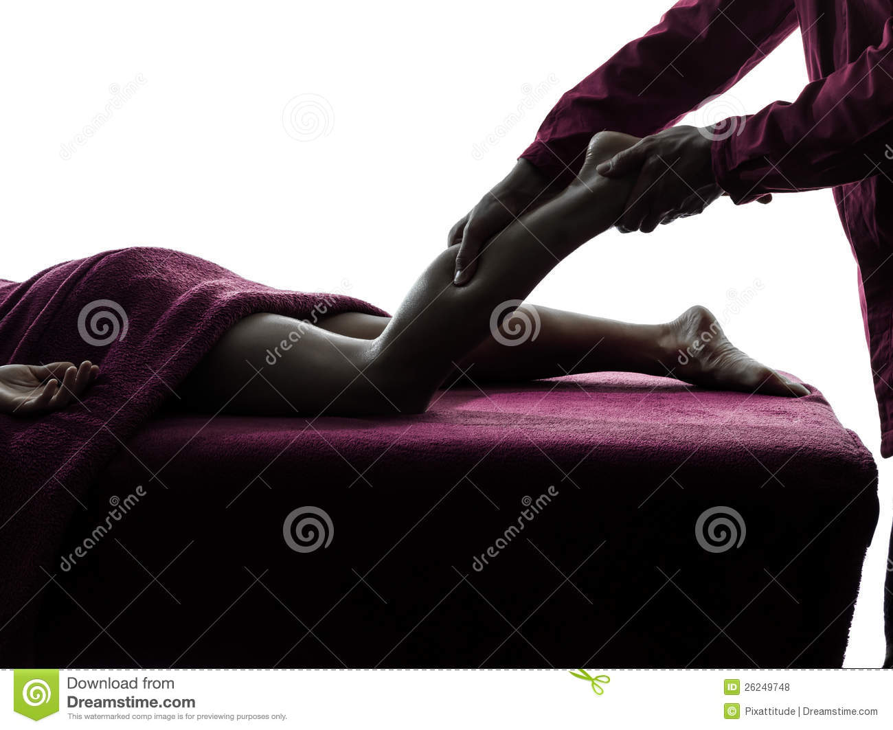 legs massage therapy royalty stock image image 27136146 legs massage therapy royalty stock photos