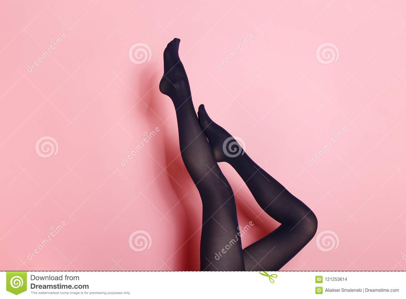 Something pantyhose woman pink have quickly