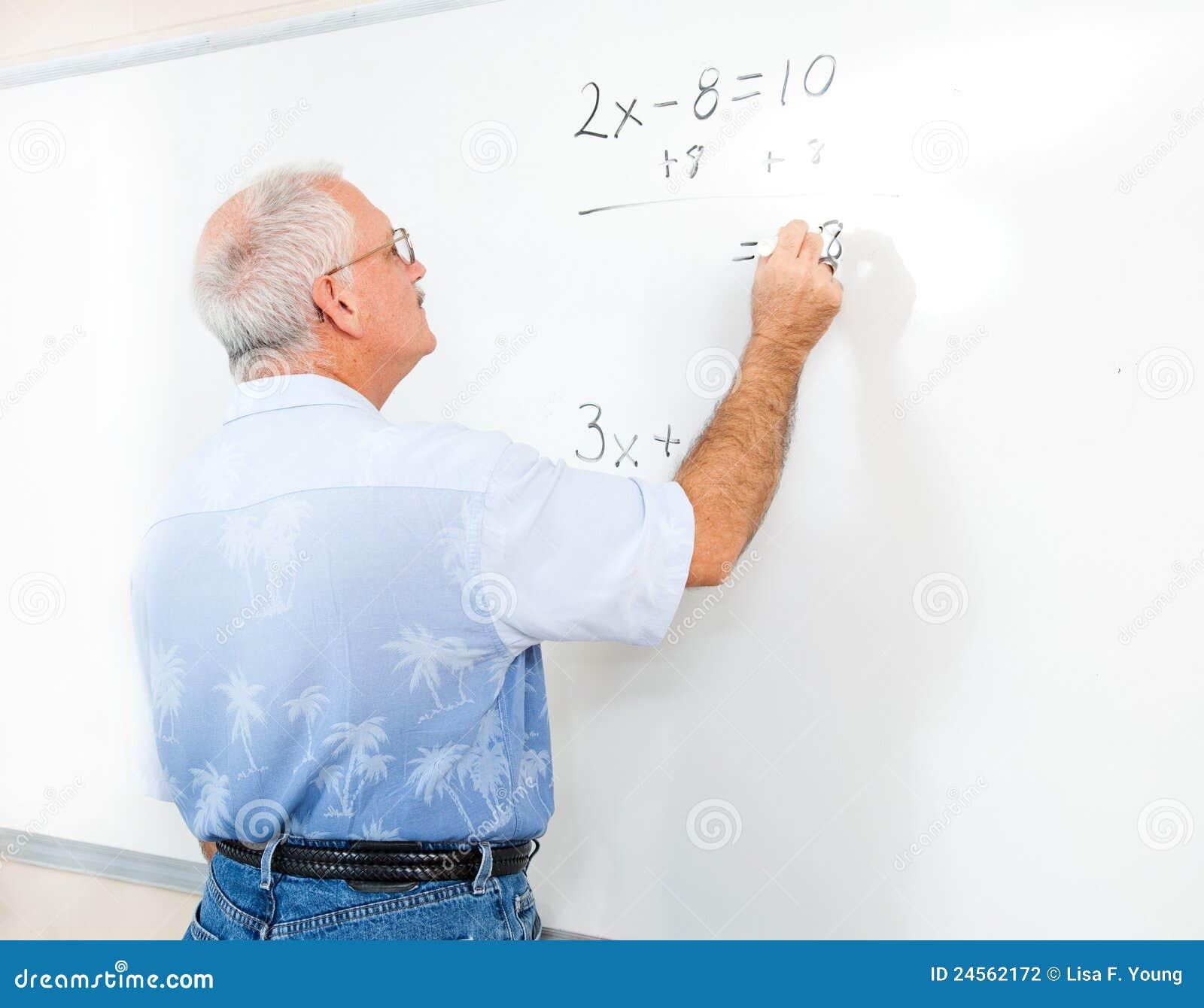 Lesbischer Lehrer auf Kursteilnehmer