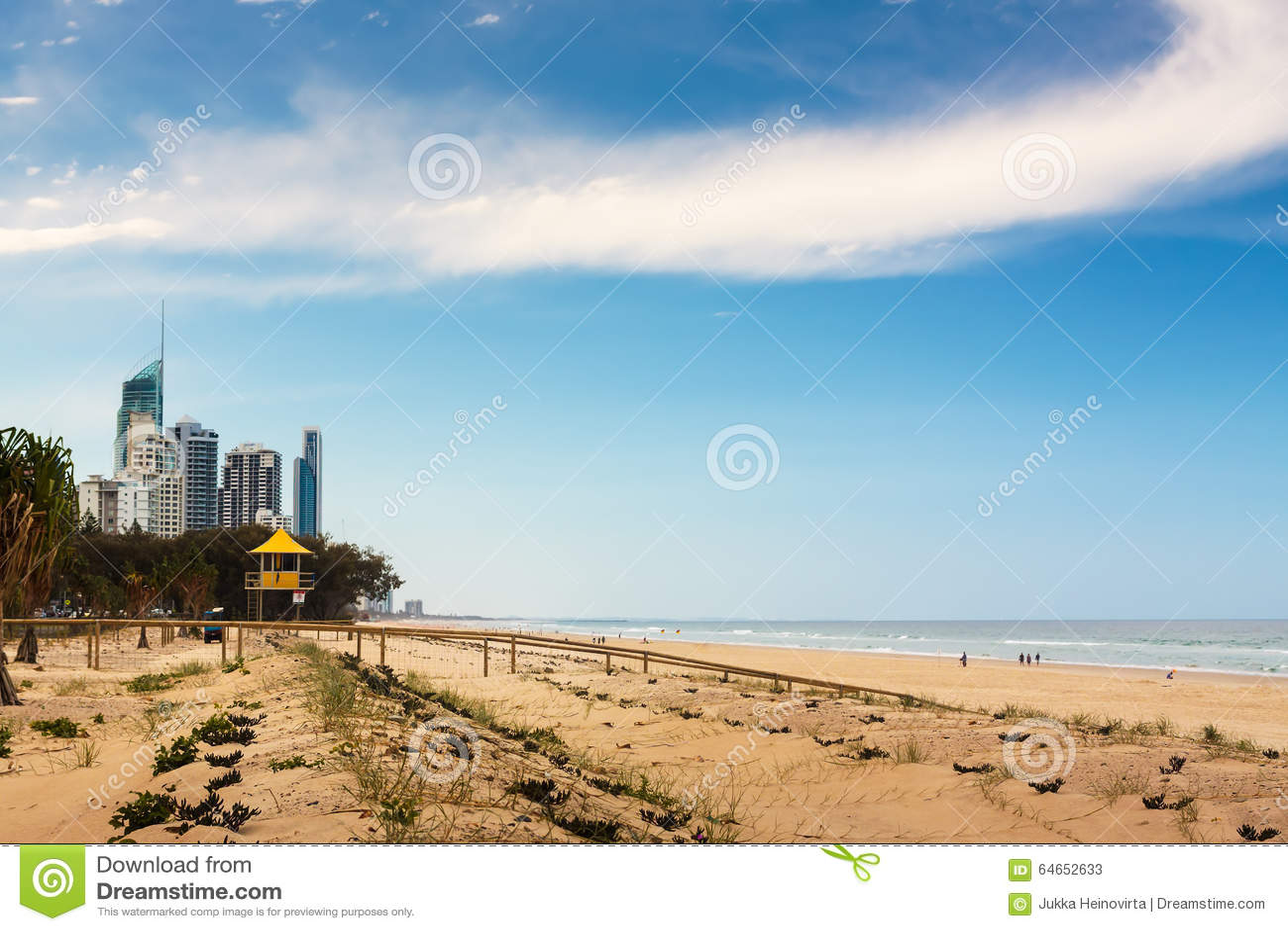 Leibwächter Hut At The Gold Coast