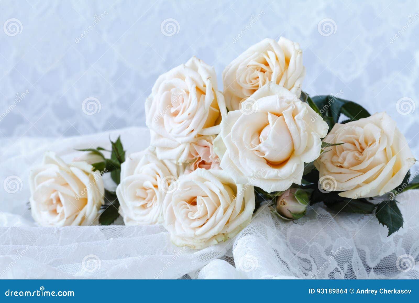 Leichter Hintergrund Fur Hochzeitskarten Und Einladungen Stockfoto