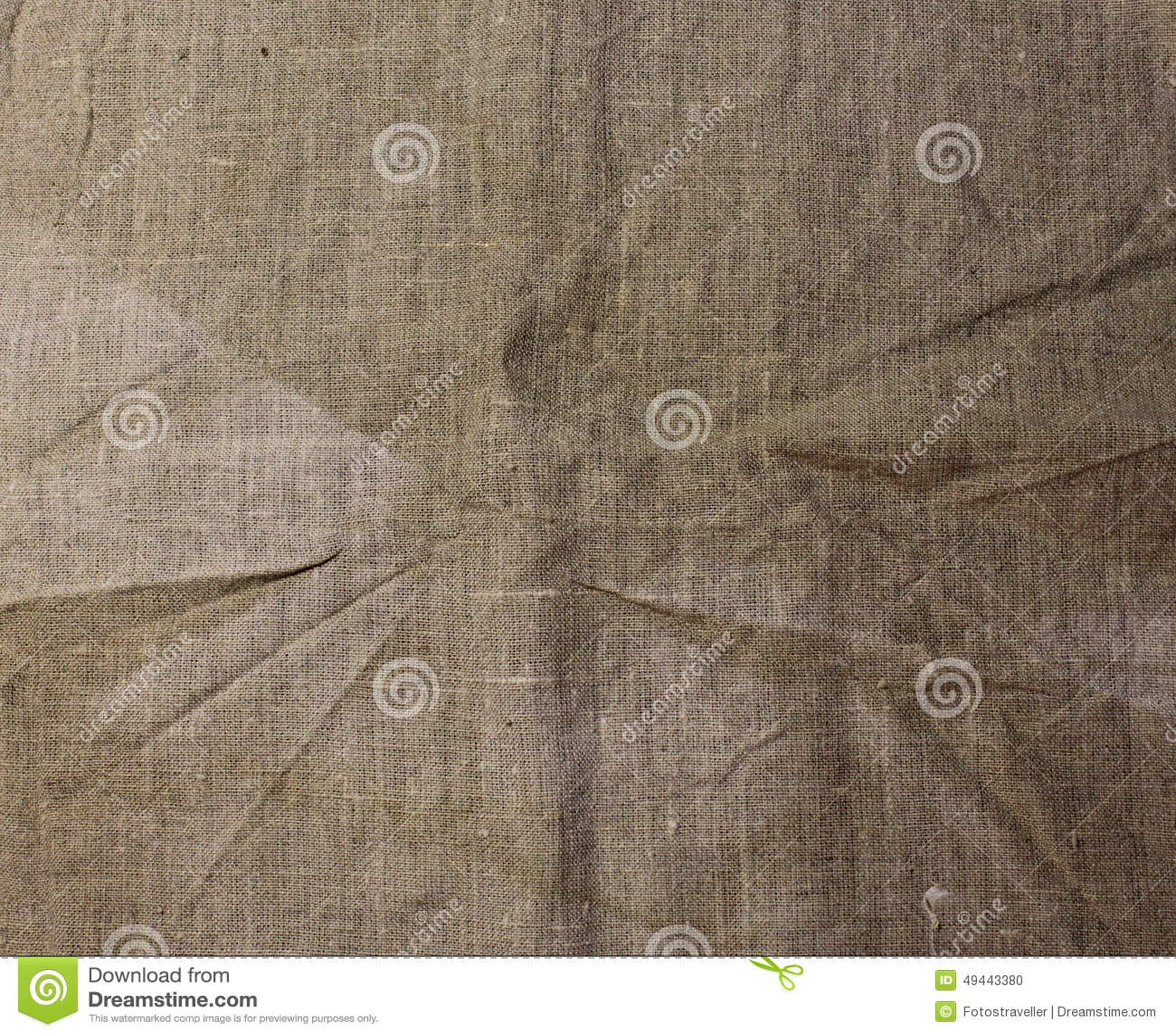 leinenstoff stockfoto bild 49443380. Black Bedroom Furniture Sets. Home Design Ideas