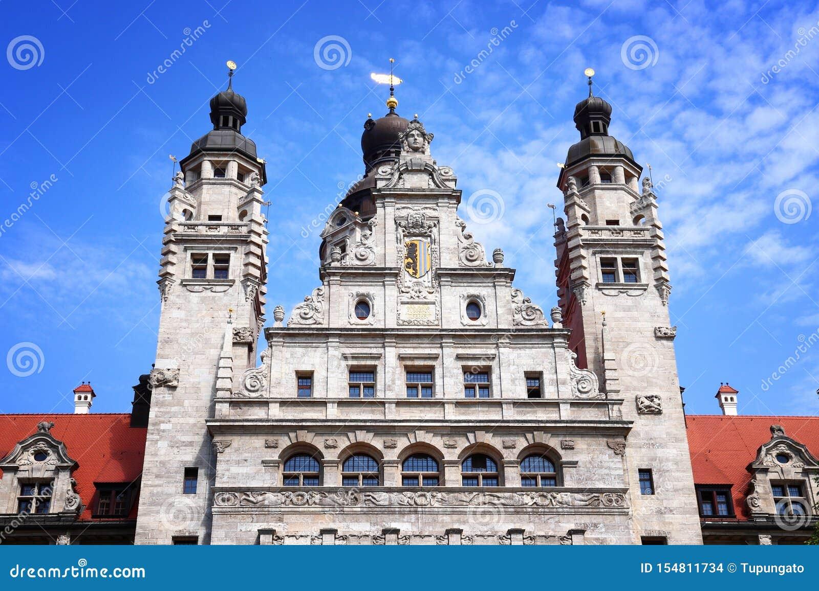 Leipzig Tyskland