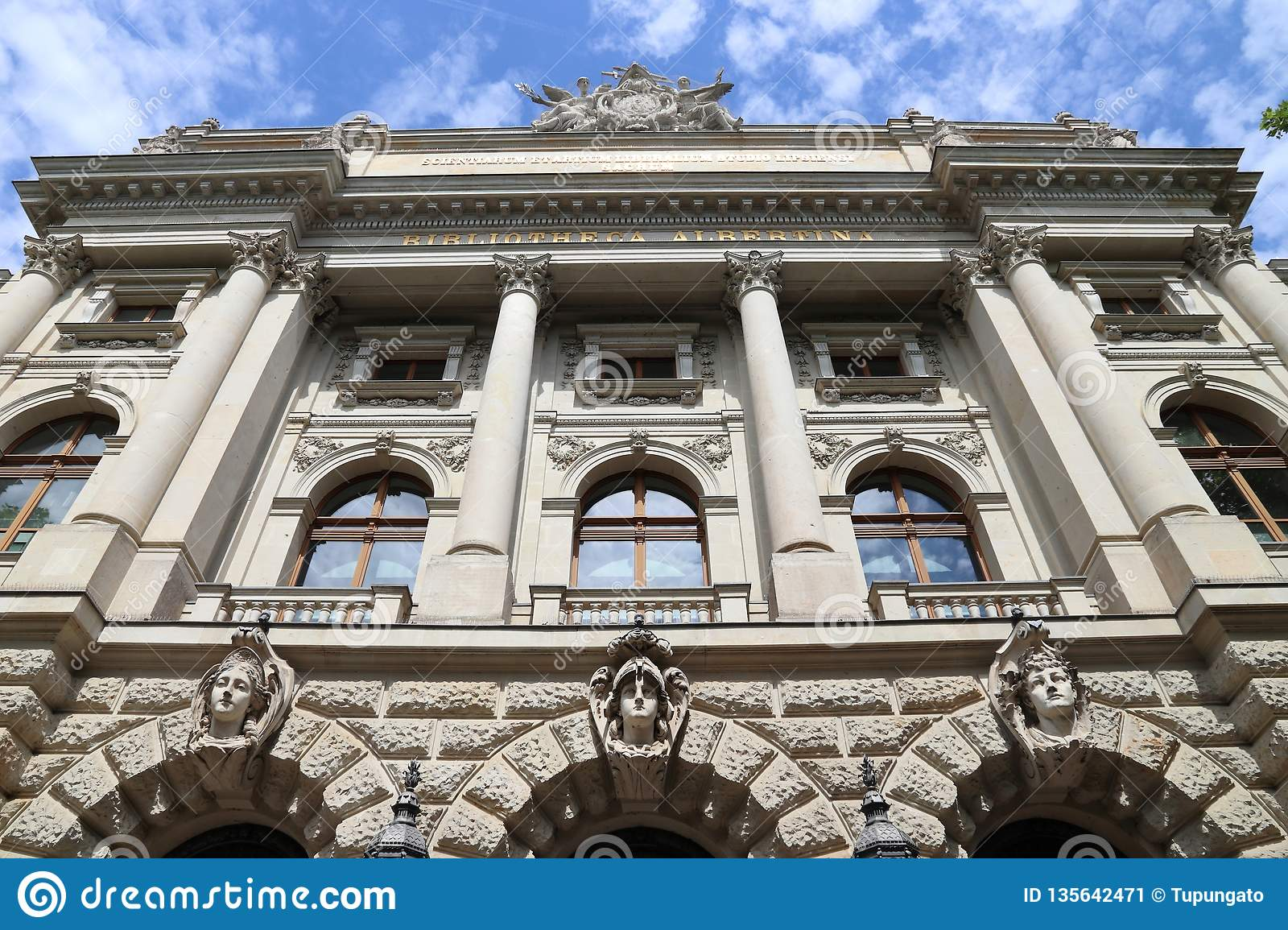 Leipzig University Library Stock Image Image Of Research 135642471