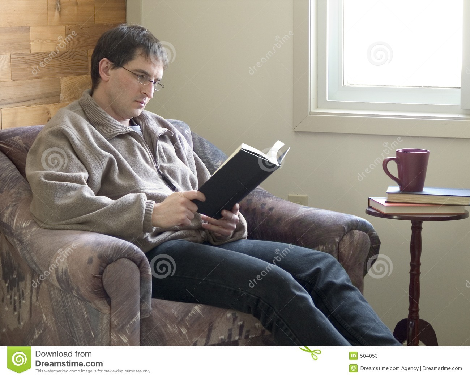 Leitor do quarto