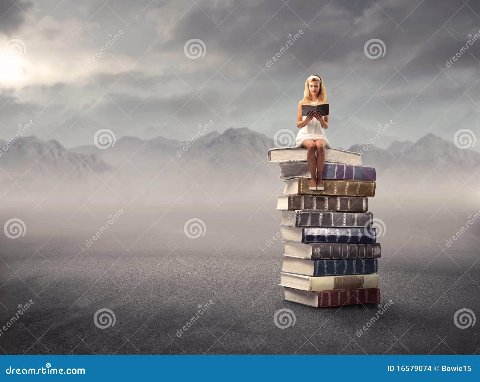 A leitura é vida