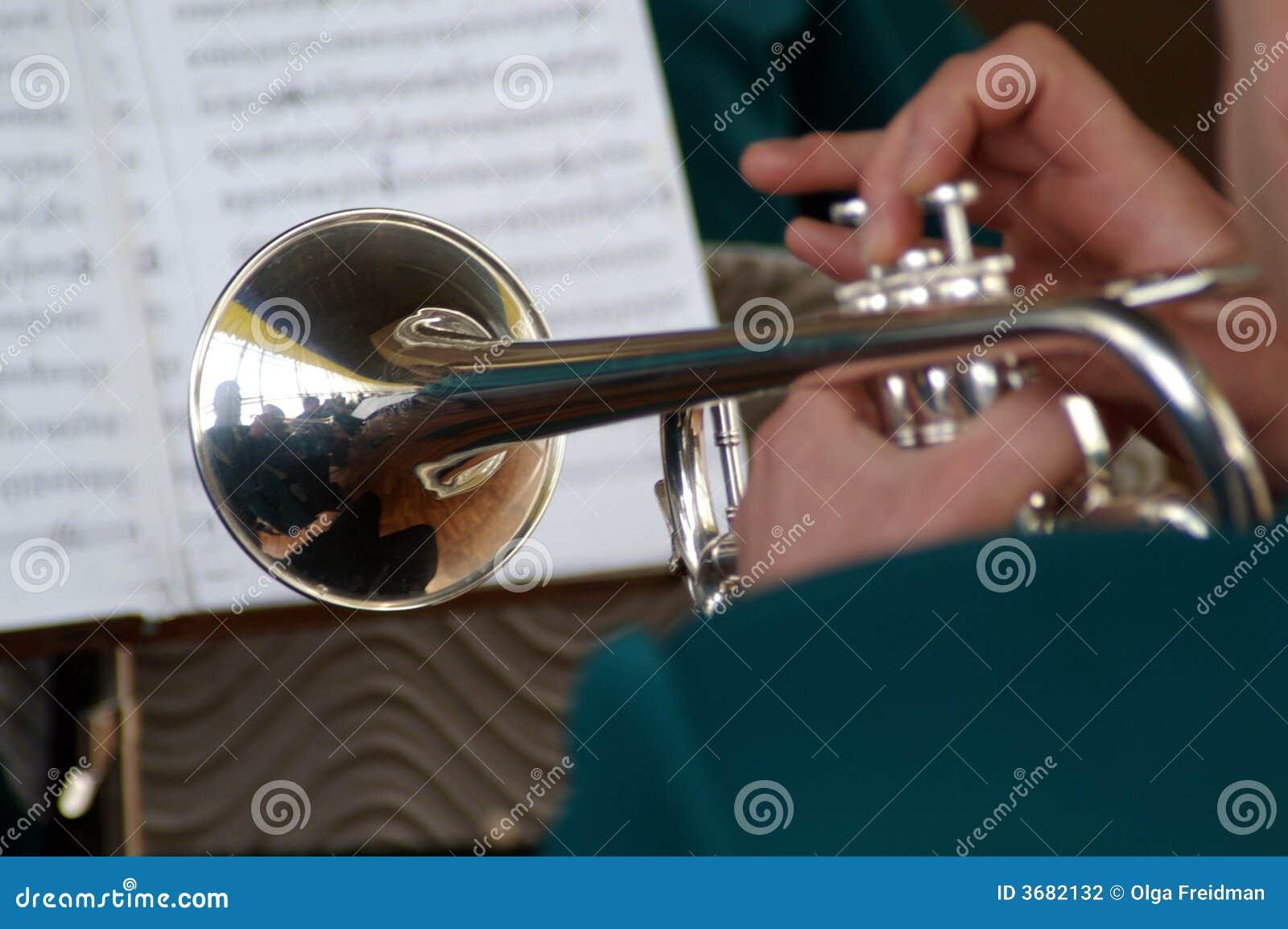 Leka trumpet