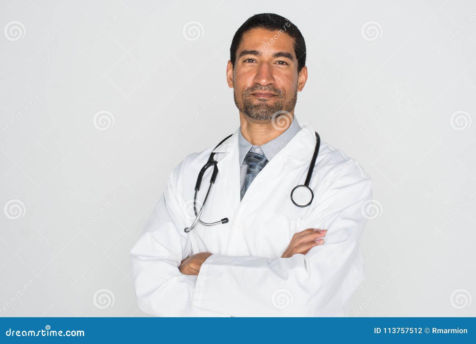 Lekarka w szpitalu