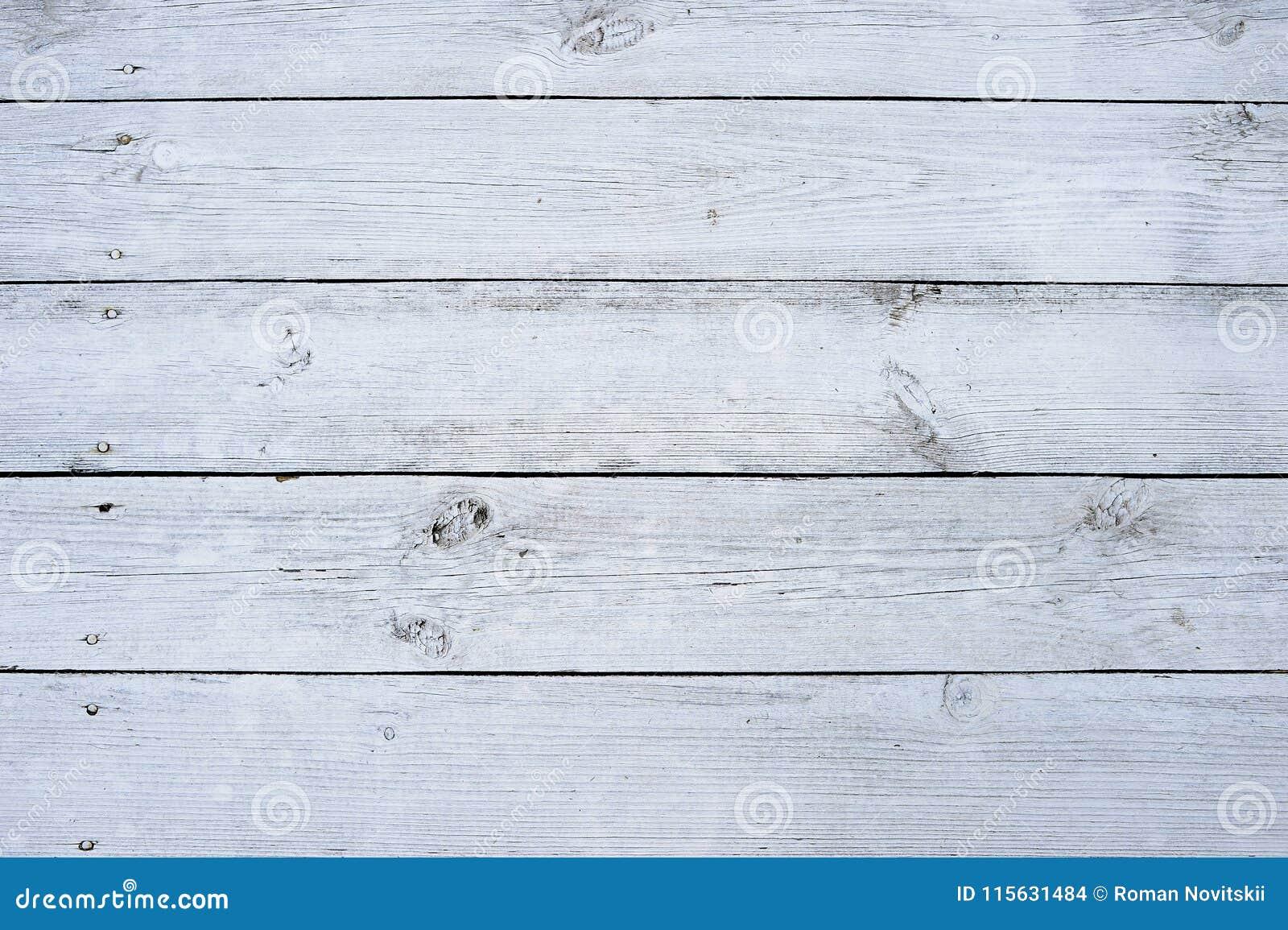 Lekki drewniany tekstury tło, drewniany stołowy odgórny widok