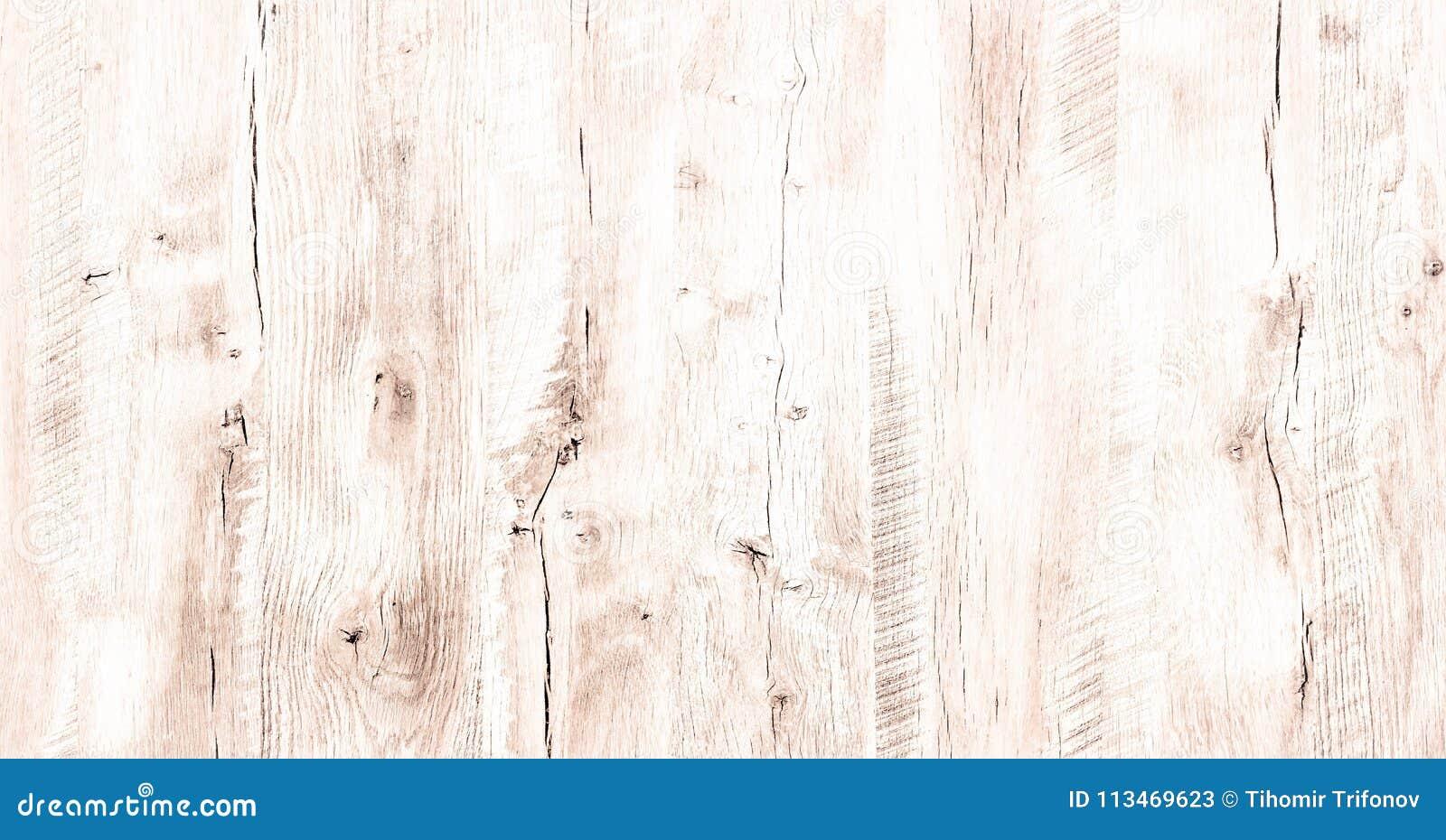 Lekkiego białego obmycia tekstury miękka drewniana powierzchnia jako tło Grunge białkujący drewnianego deska stołu wzoru odgórny