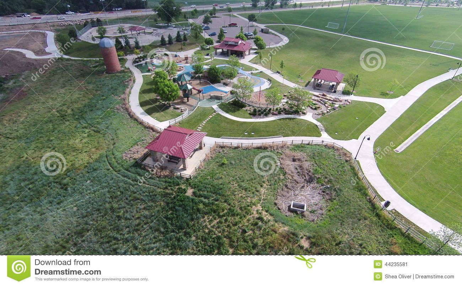 Lekplats på sandstenranch 04