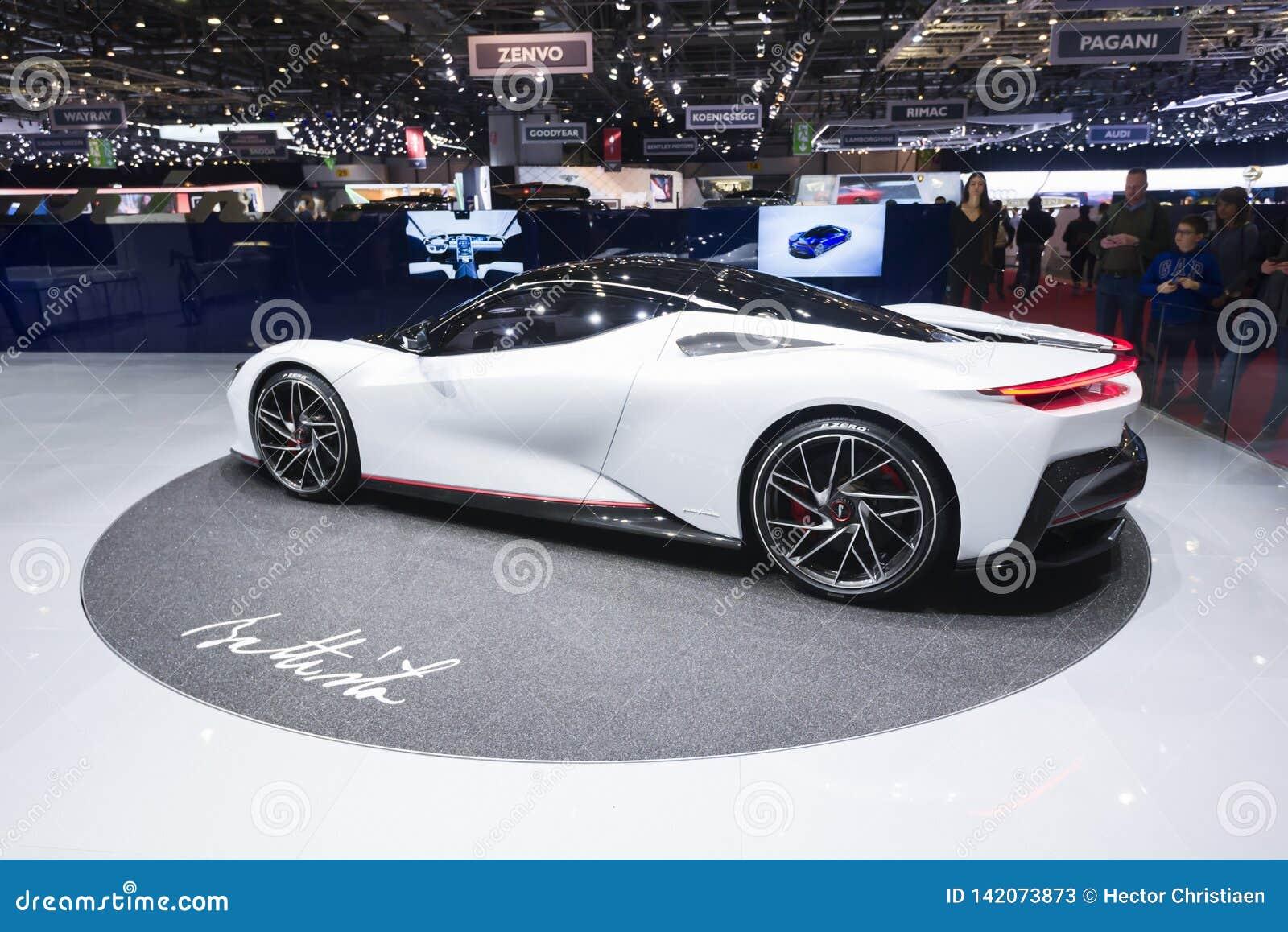 Lemański Międzynarodowy Motorowy przedstawienie 2019