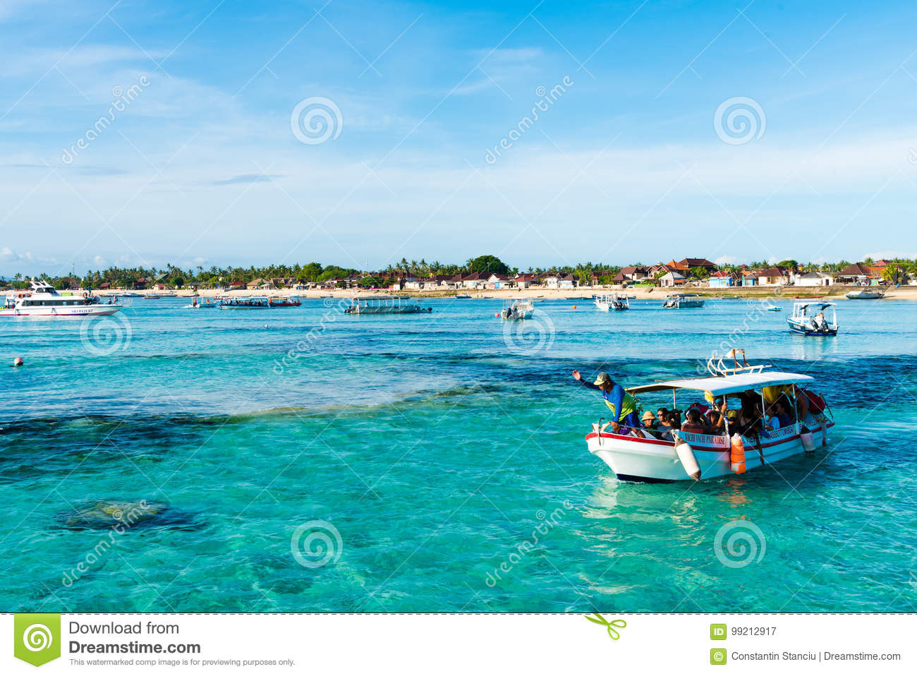 Lembongan Tropical Island, One Of Popular Attractions In ...