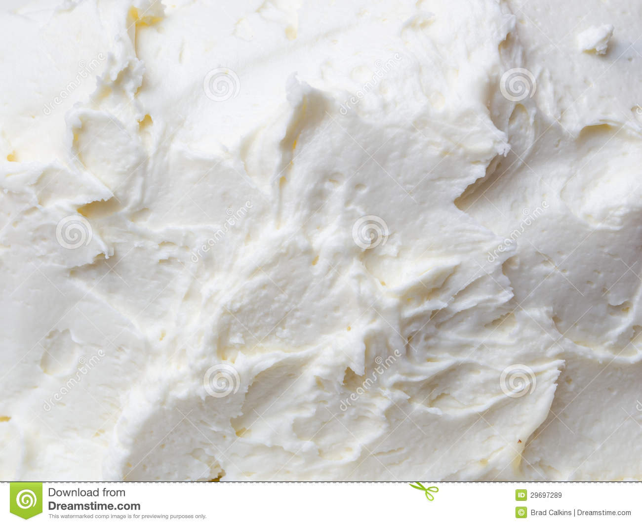 Lemon Icing Background Royalty Free Stock Images - Image: 29697289