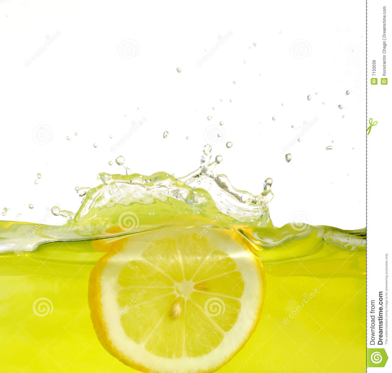 Lemon into juice