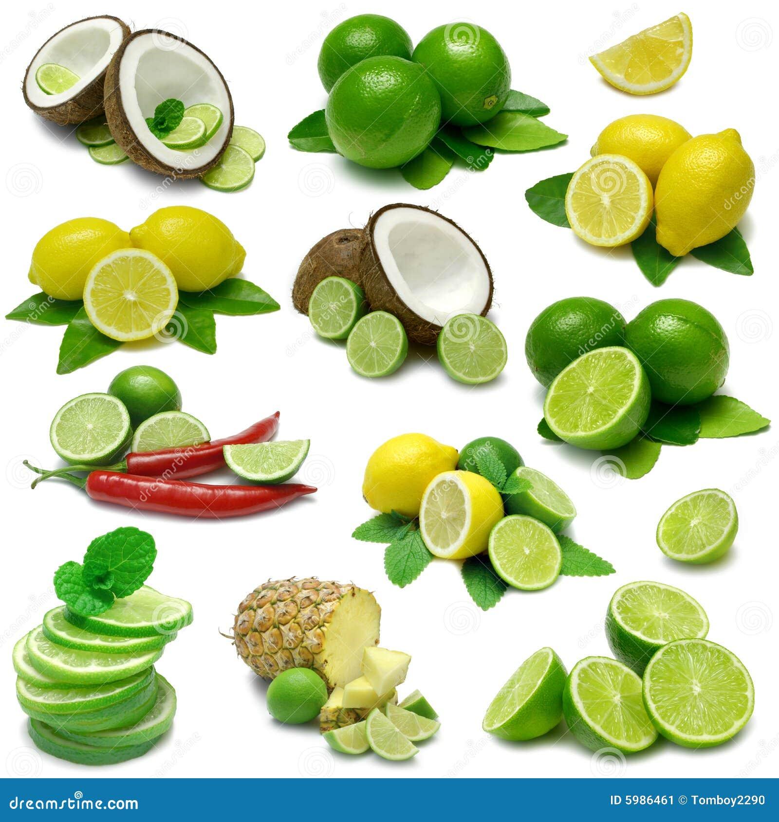 Lemon and Lime Combos