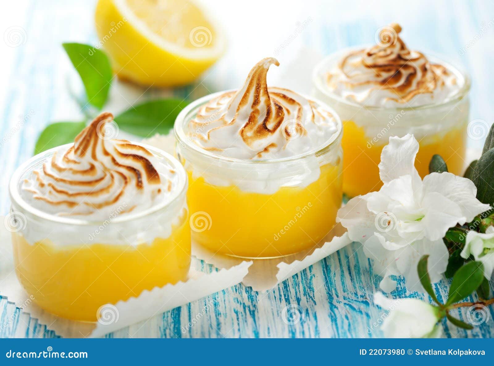 Lemon Meringue Dessert