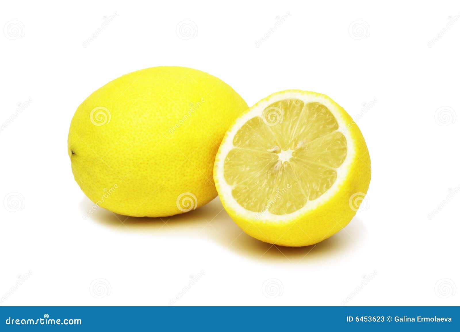 Lemon pół