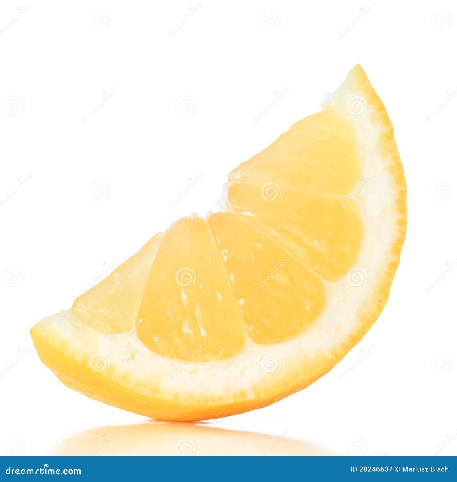 Lemon Slice Royalty Free Stock Photography Image 20246637