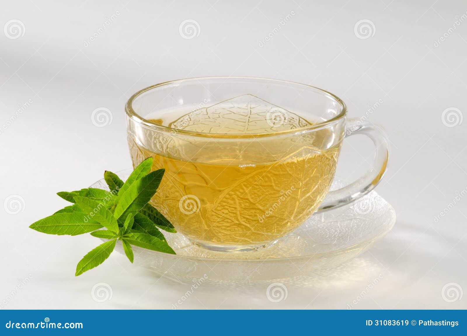 Lemon Verbena Herbal Tea Royalty Free Stock Images - Image: 31083619
