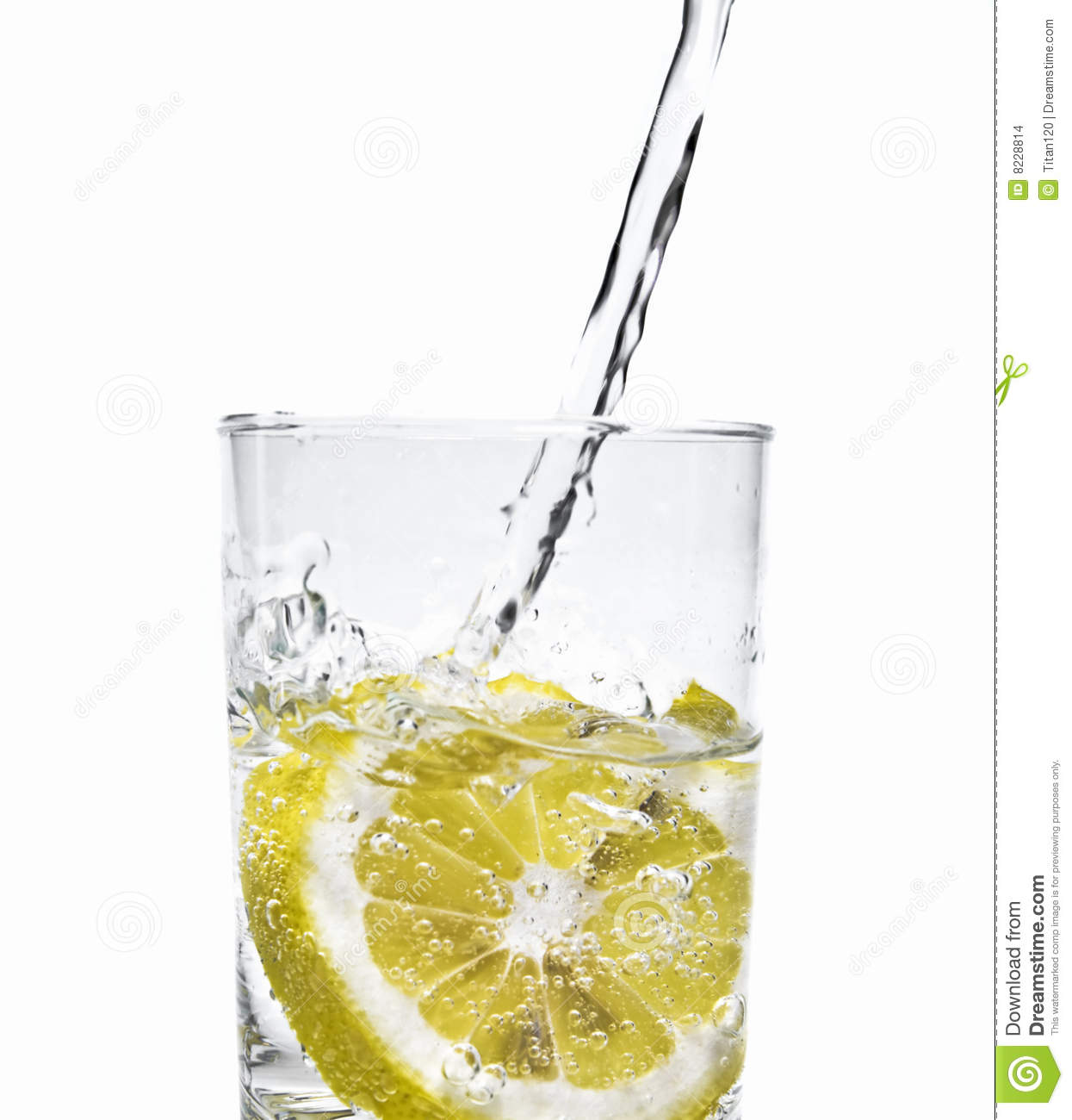 Stock images lemonade being poured into a glass