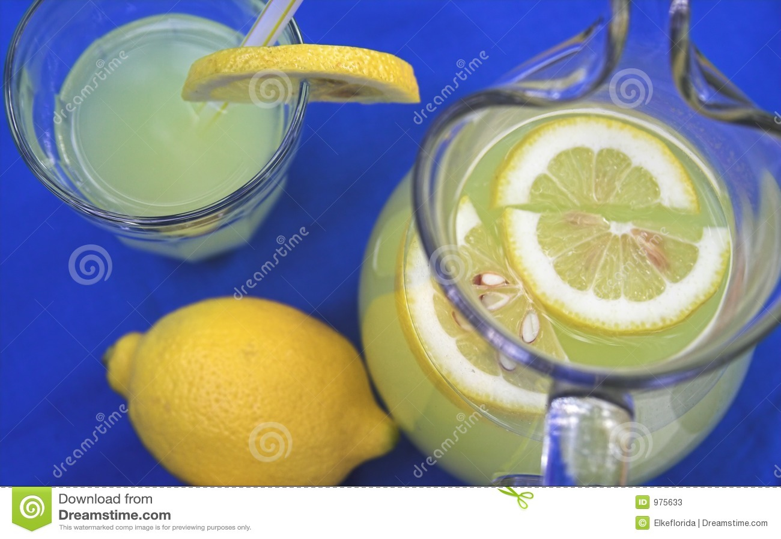 Lemonadekanna