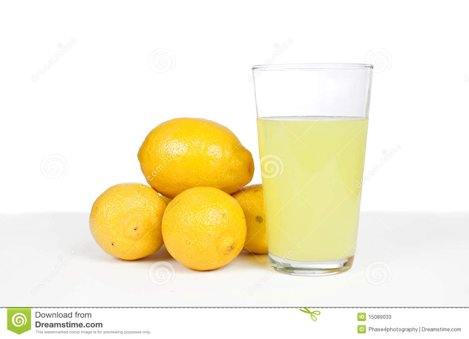 Lemonade, Lemons, Isolated, Clipping Path Royalty-Free ...