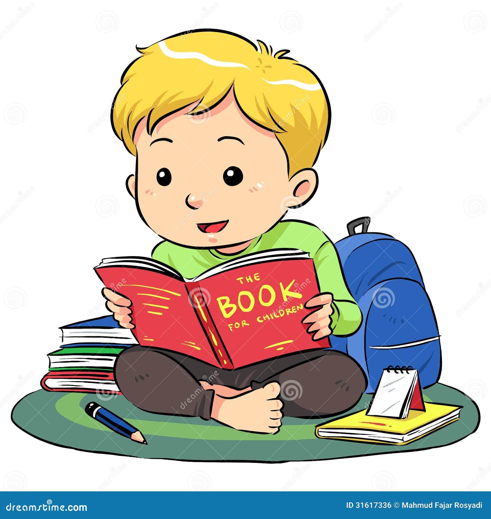 Lendo Um Livro Ilustra 231 227 O Do Vetor Ilustra 231 227 O De Verde