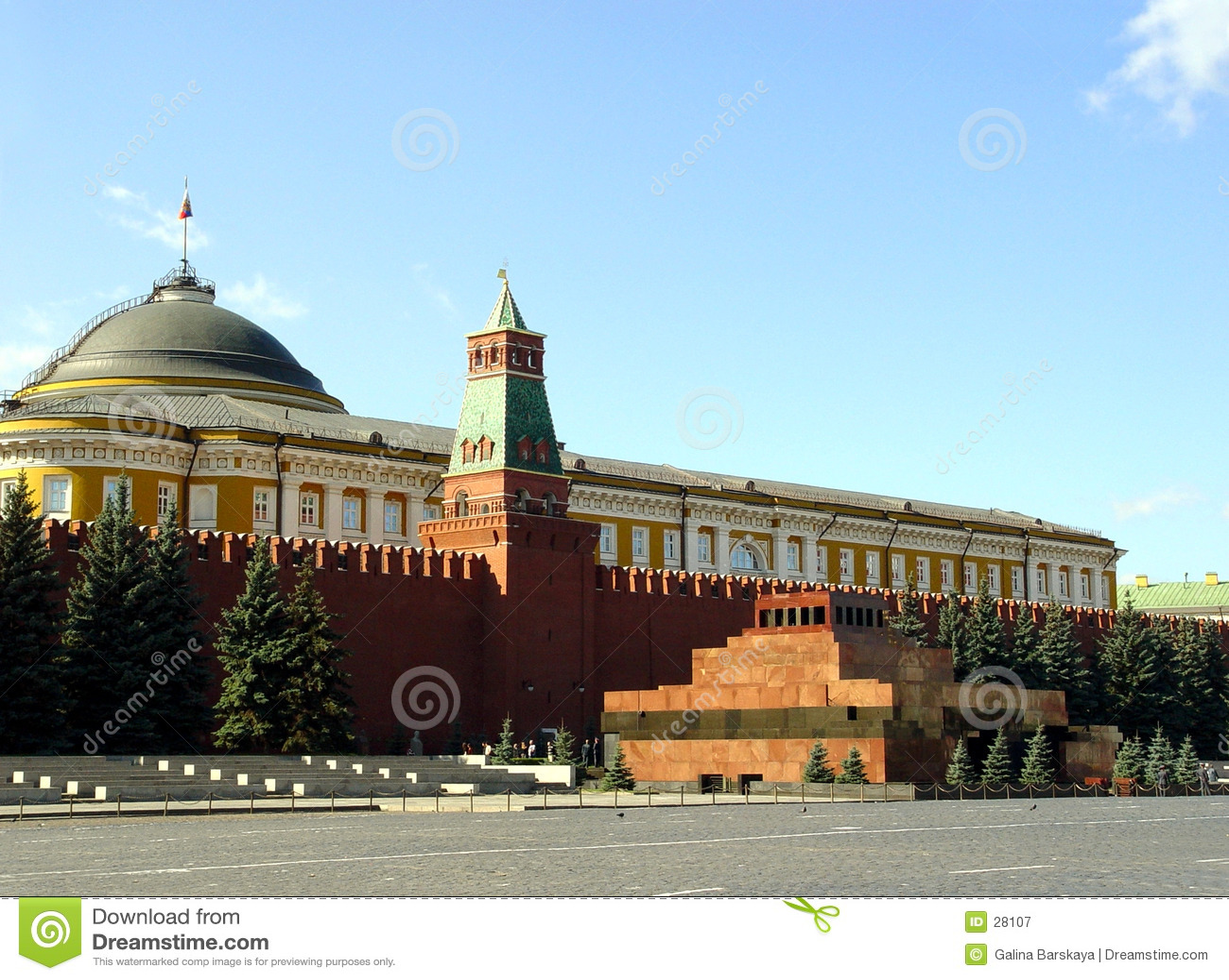 Lenin mauzoleum
