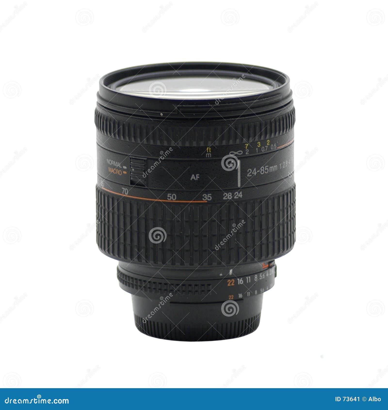 Lens, 24-85 mm