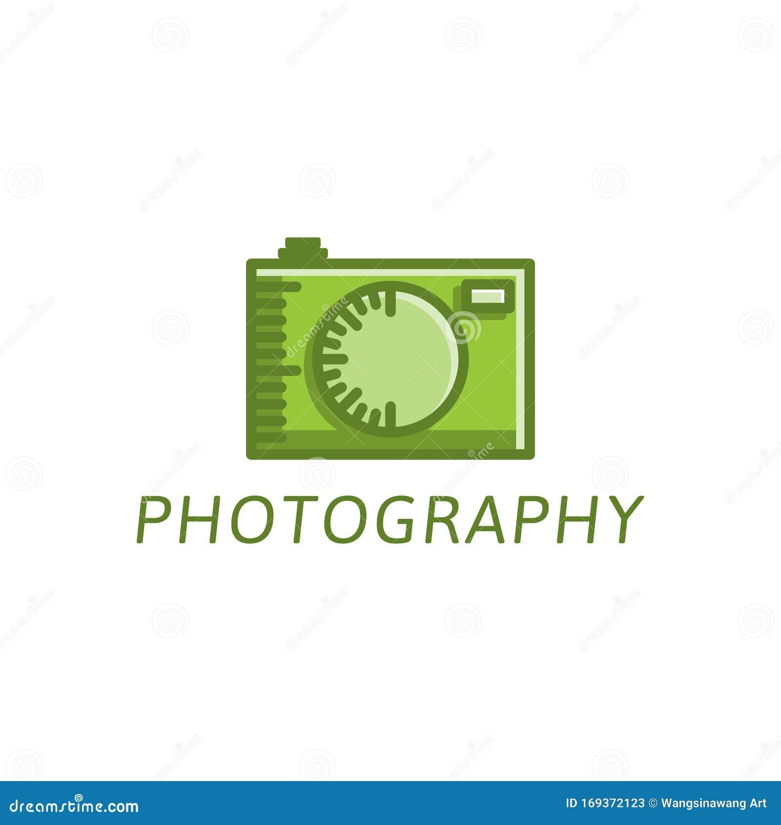 Lens Camera Photography Logo Ideas Inspiration Logo Design Template Vector Illustration Isolated On White Background Stock Vector Illustration Of Photographer Creative 169372123