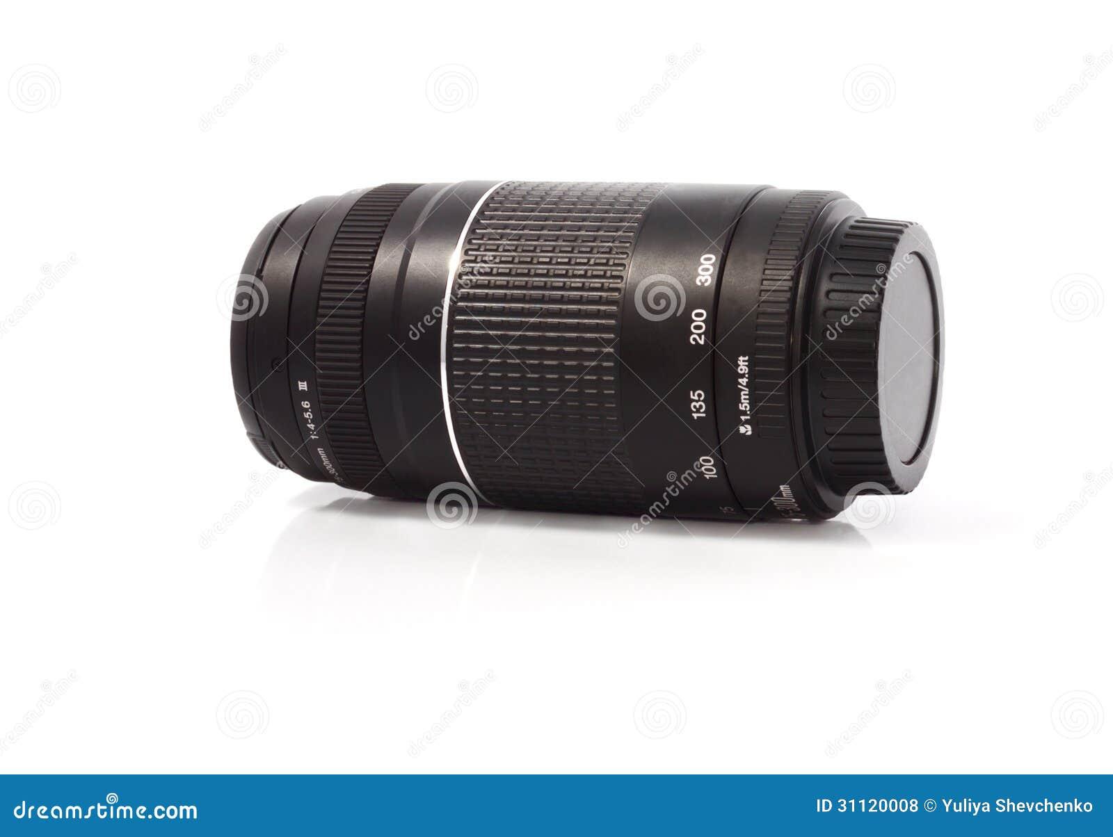how to change dslr lens