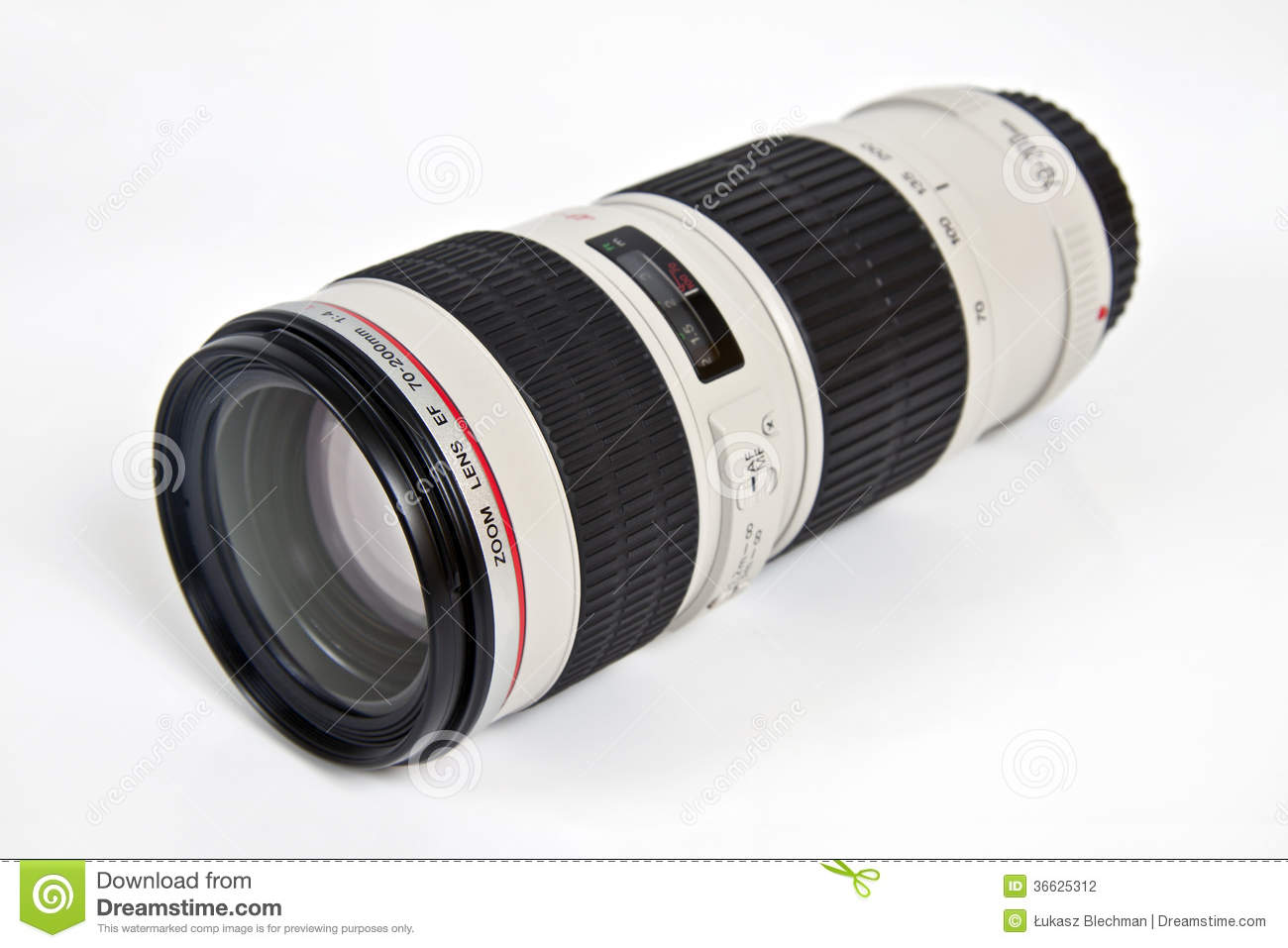 how to carry a 70 200mm lens