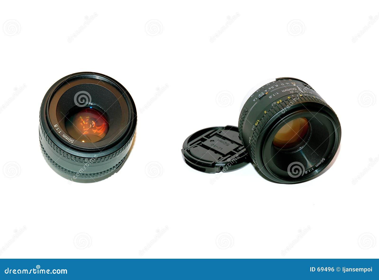 Lense камеры
