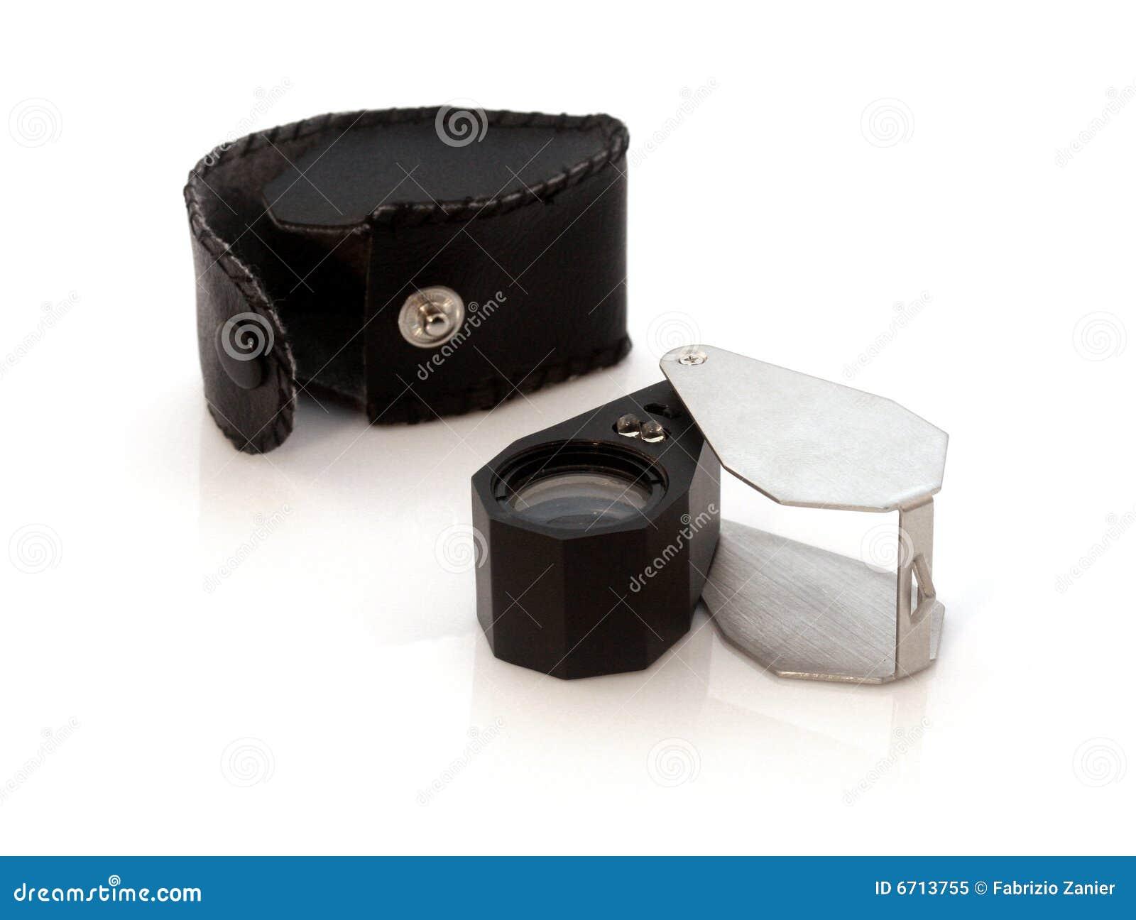 Lente di ingrandimento dei gioiellieri