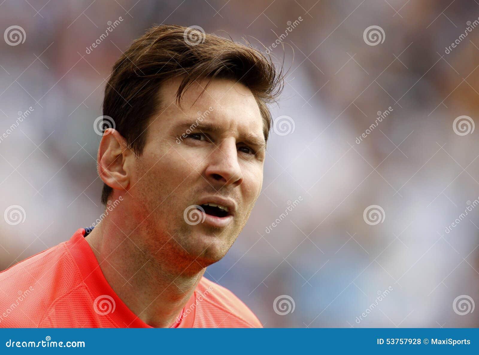 Leo Messi de FC Barcelona