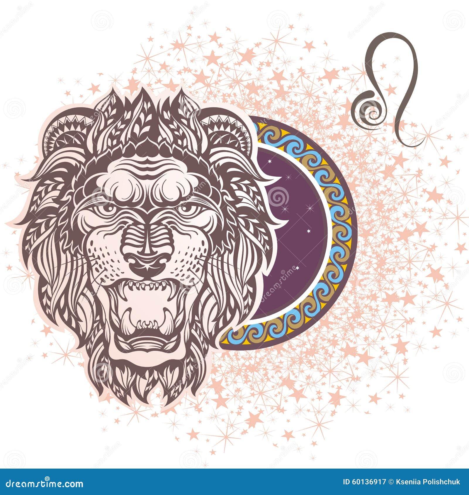 Leo Sinal do zodíaco