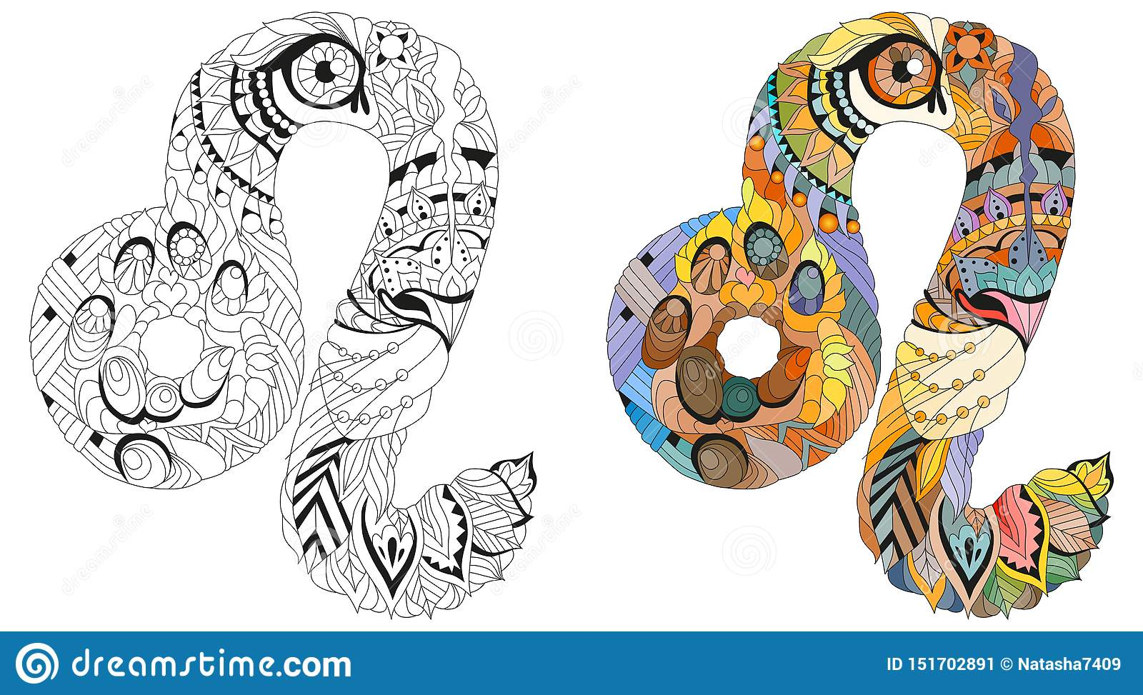 Leo Zodiac Sign Cute Cartoon Lion Character Retro Zentangle Stylized In Vector Stock Vector Illustration Of Circle Element 151702891 Make social videos in an instant: https www dreamstime com leo zodiac sign astrology concept art tattoo design color outline set cute cartoon lion character retro zentangle stylized image151702891