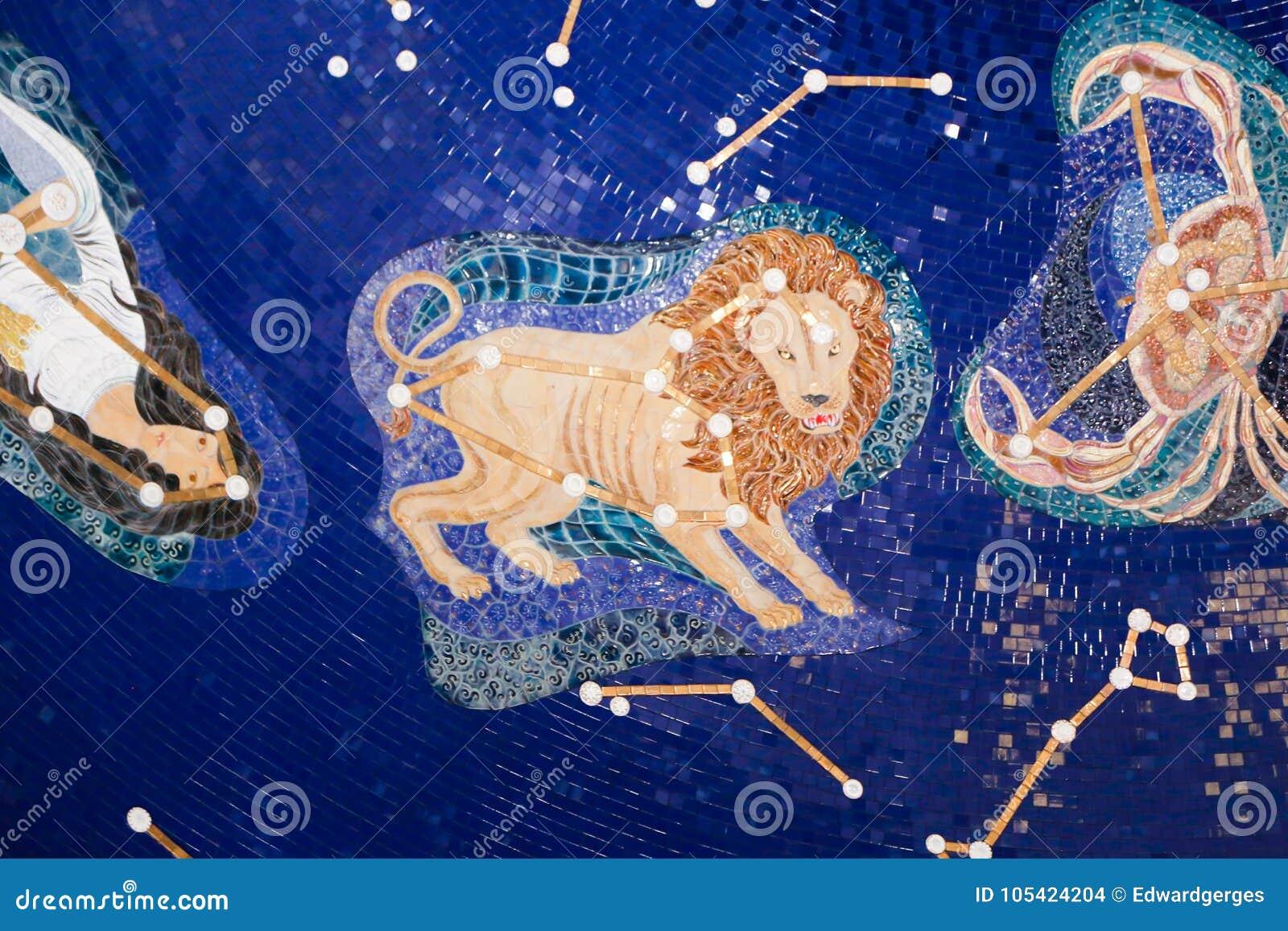 Leo - zodiaco