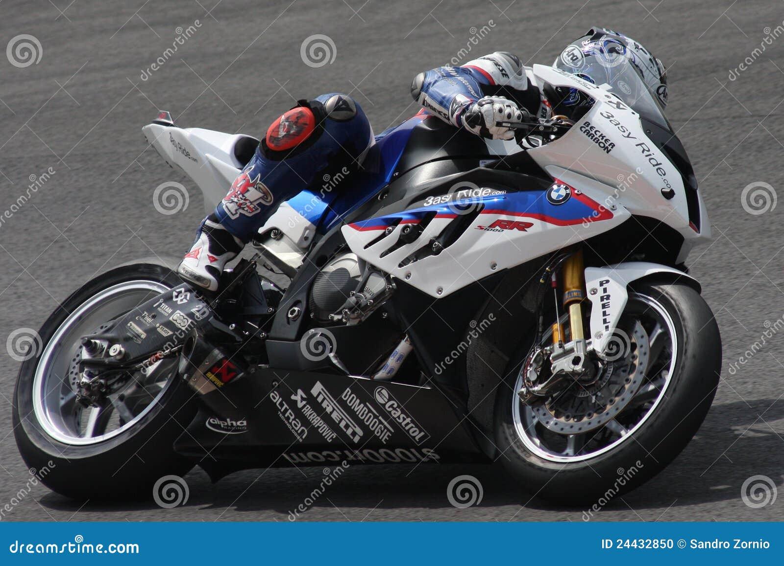 Leon Haslam BMW S1000 RR - BMW Motorrad Motorsport