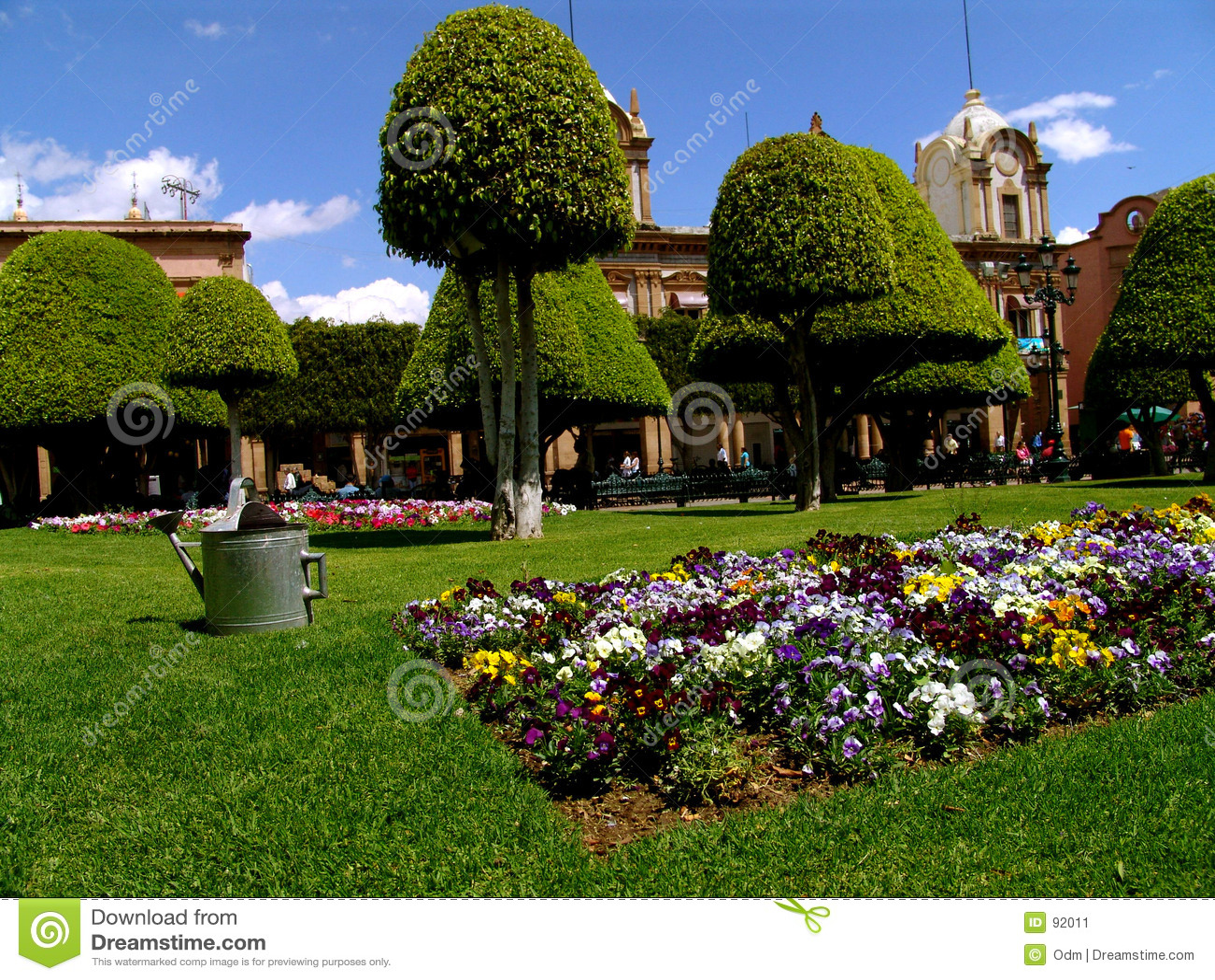 Leon s Zocalo Garden