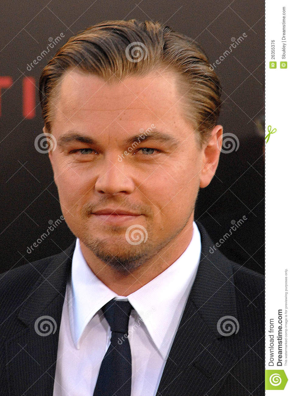 Leonardo DiCaprio an der ?Anfang-? Los- Angelespremiere, Chinee Theater, Hollywood, CA 07-13-10