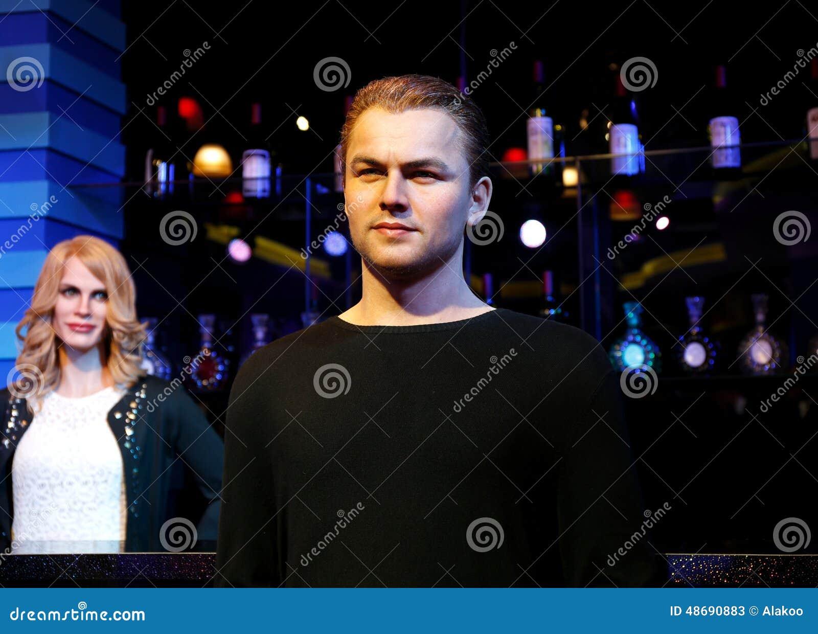 Leonardo DiCaprio, statue de cire, chiffre de cire, figure de cire